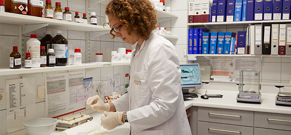 Markt Apotheke in Verl | Herstellung Arzneimittel