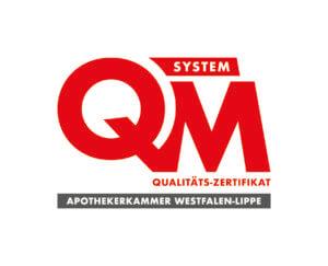 Markt Apotheke in Verl | Zertifikat